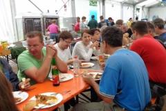 A1-Ochsefest 2014 - Abbau 04
